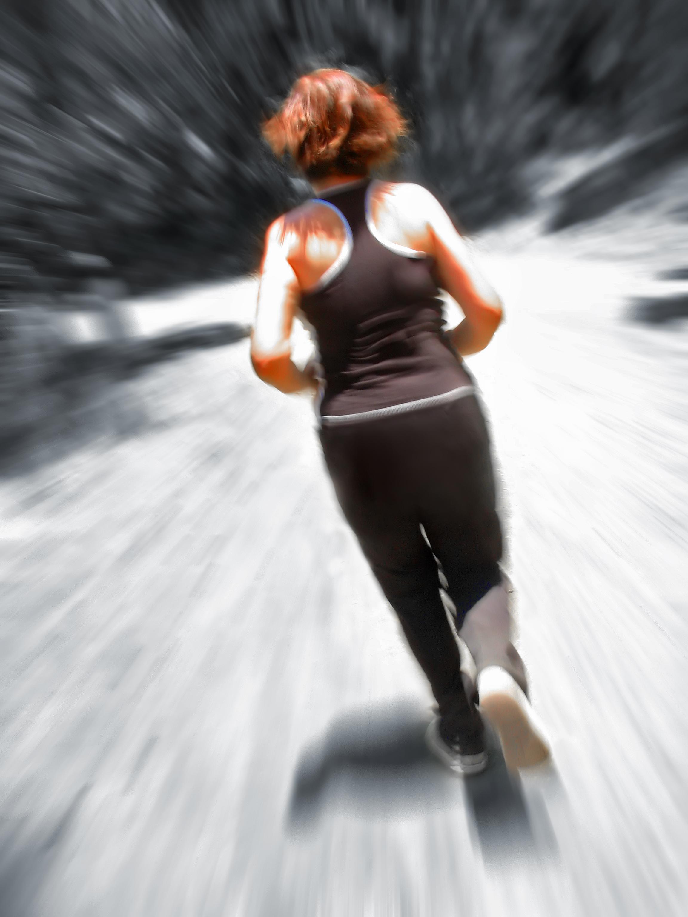 Gesunde Gewohnheiten: Bewegung