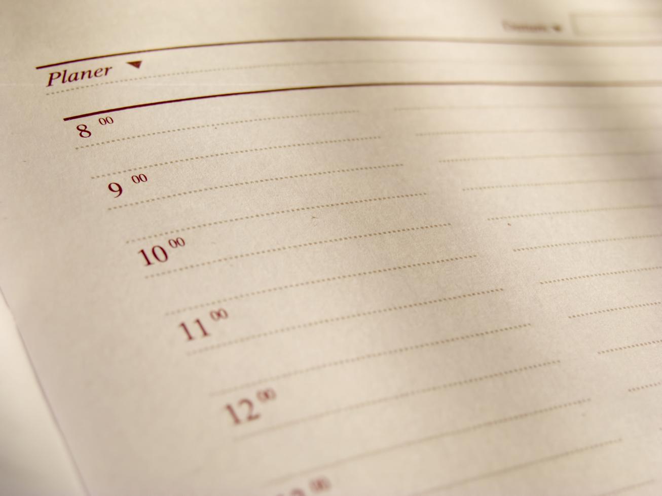 Weniger Stress durch besseres Zeitmanagement – Teil 4